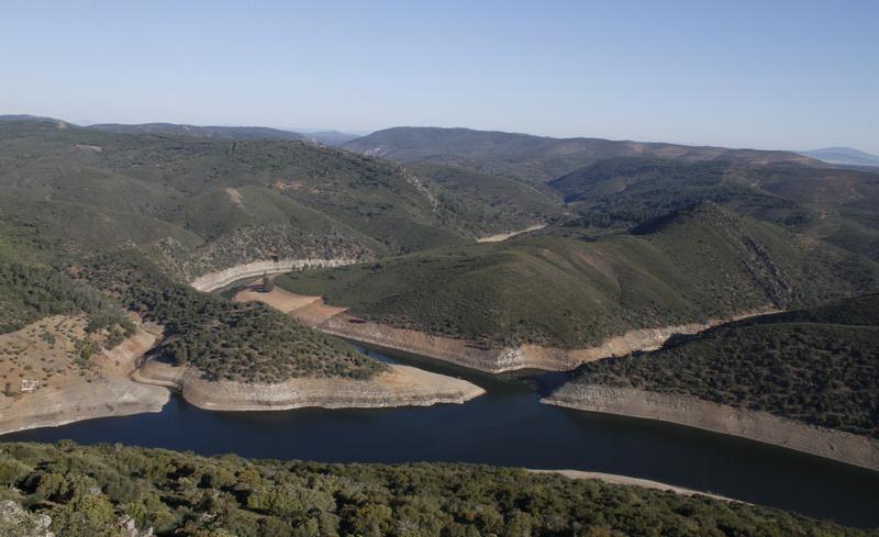 Monfrague, Extremadura - April 2012