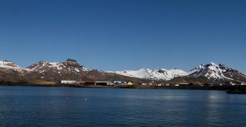 Borgarfjörður, Iceland - May 2013