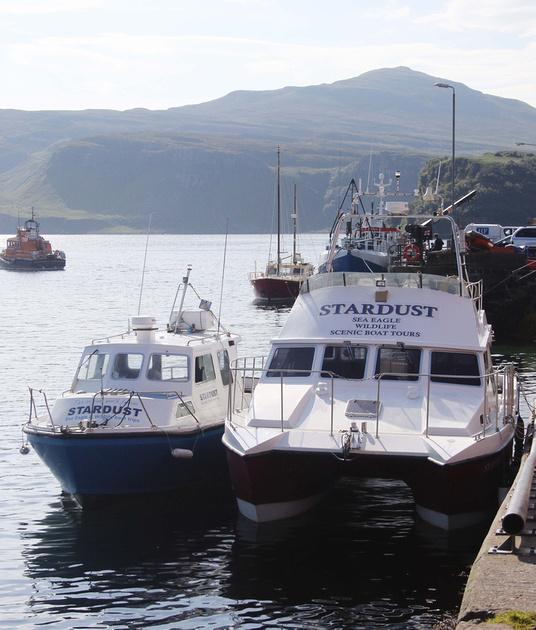 Stardust Boats