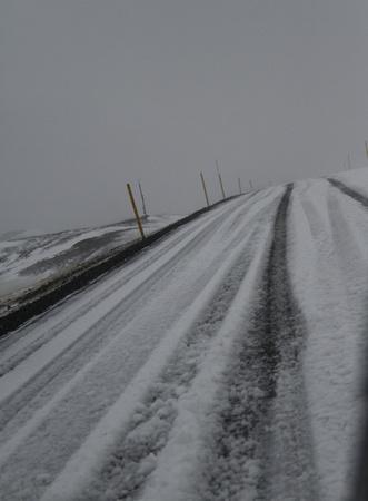 Fróðarheiði, Snæfellsnes Peninsular
