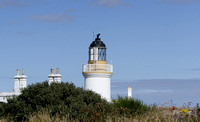 The Lighthouse, Chanonry Point, Black Isle - August 2012