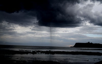 Water funnel, North Bay, Scarborough - July 2013