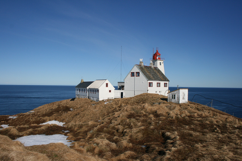 Hornøya lighthouse